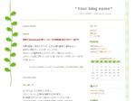 greengreen:サンプル